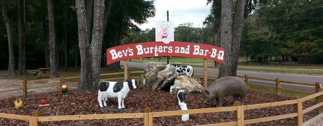 Two Locations: Alachua & High Springs BEV'S BETTER BURGERS 230 Main St, Alachua, FL 32615 386- 462-2670 Monday – Saturday:   7:00 am – 7:00 pm BEV'S BURGER CAFE 315 NE […]