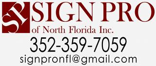 Please,  call me for any of your sign needs big or small.  Doug Hancock 14838 Main Street Downtown Alachua   352-359-7059 (Located in the former ACE Hardware) We erect, maintain […]